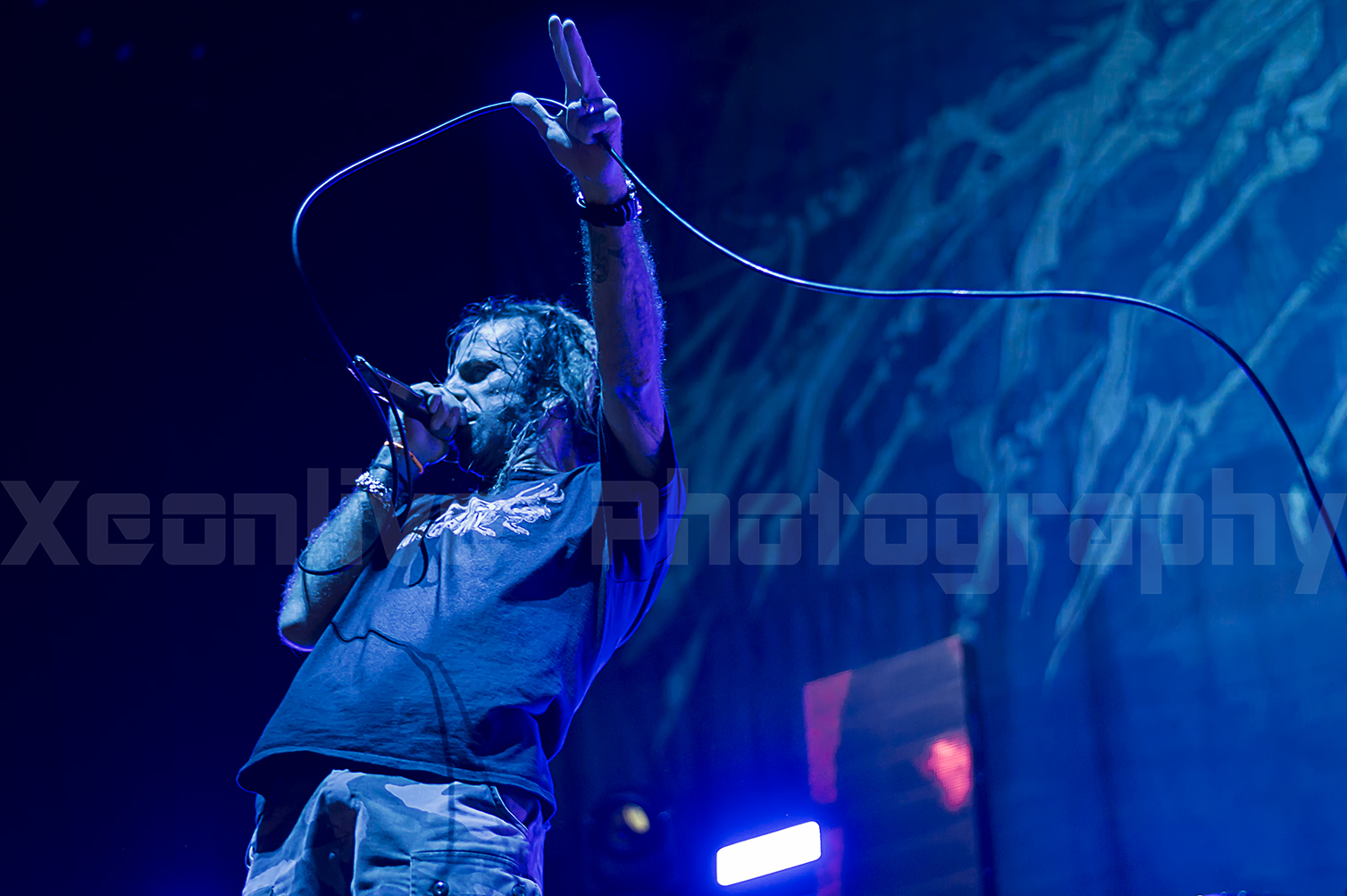 PHOTO GALLERY Lamb Of God Hollywood Casino Amphitheatre