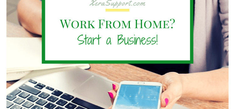 Home Business: Creating and selling products