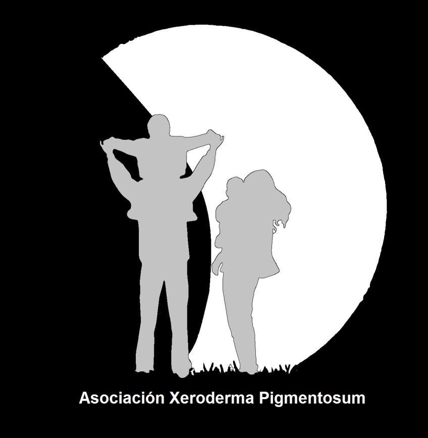 Logo original Asociación Xeroderma Pigmentosum