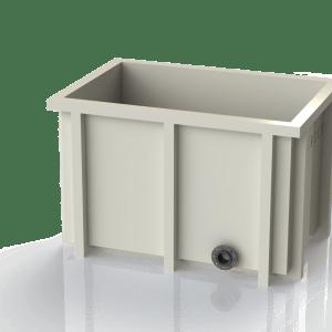 Industrial Effluent Storage Tank