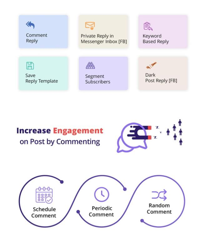 XeroChat - Facebook Chatbot, eCommerce & Social Media Management Tool (SaaS) - 21
