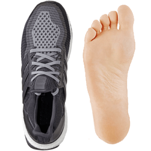 Foot shape vs. shoe shape