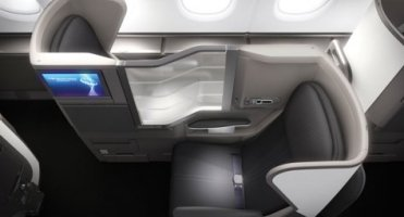 BA business class aisle seat (image courtesy of seatplans.com)