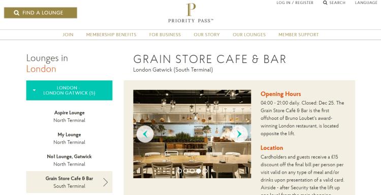 Grain Store Cafe & Bar