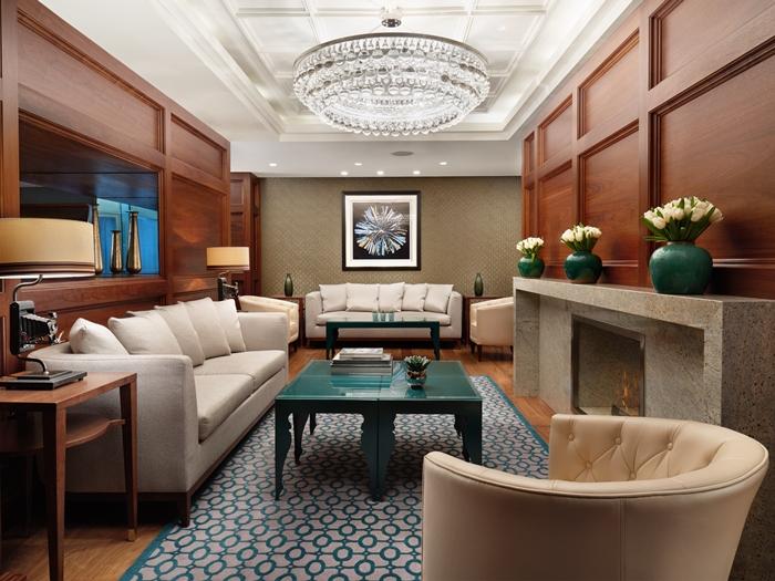 Conrad St James Executive Lounge
