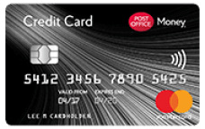 Post Office Platinum Credit Card