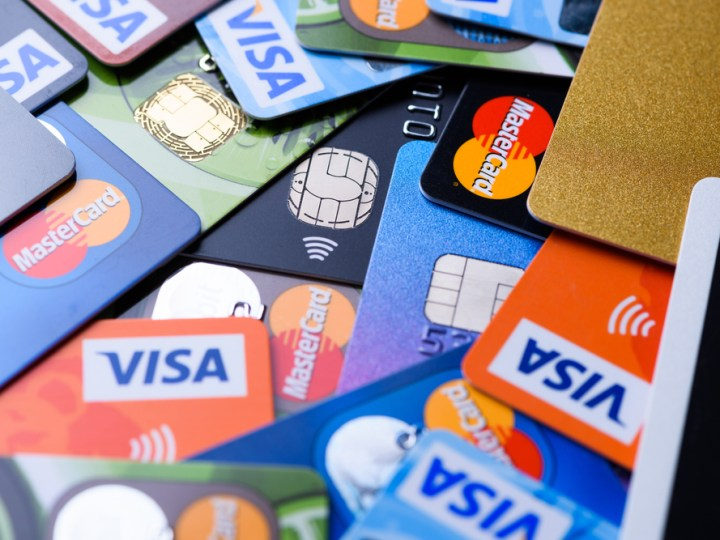 Travel credit cards spread