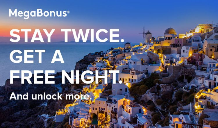 Marriott MegaBonus Autumn promo