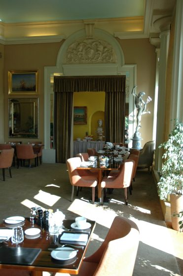 The Orangery seating area 2