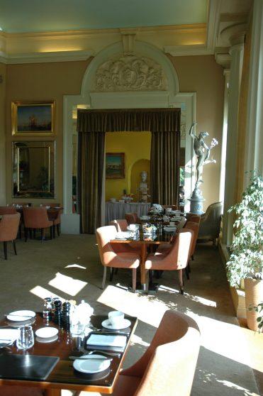 The Orangery seating area 2