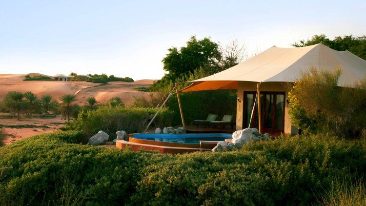 Al Maha Desert Reserve