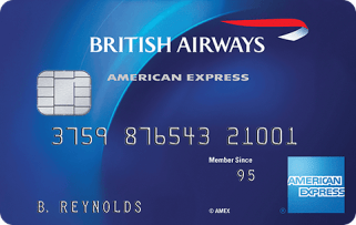 British Airways American Express Classic Credit Card