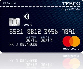 Tesco Premium Credit Card