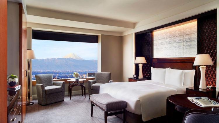 Deluxe Room Ritz-Carlton Tokyo