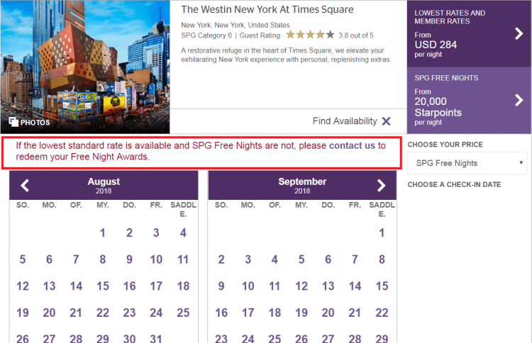 Starwood blackout dates policy 2.png