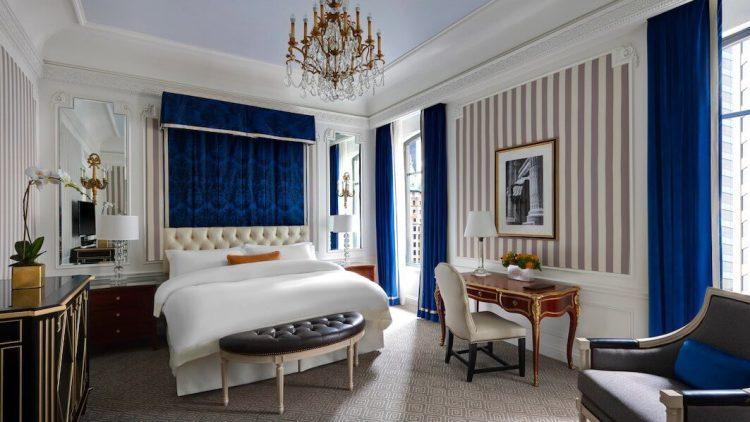 St. Regis New York Grand Luxe Room