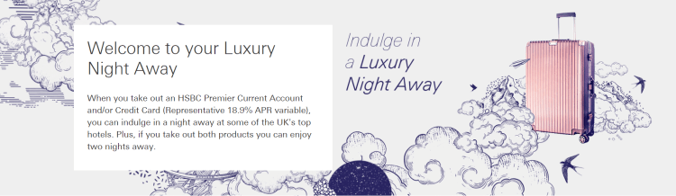 HSBC Premier - night away 1