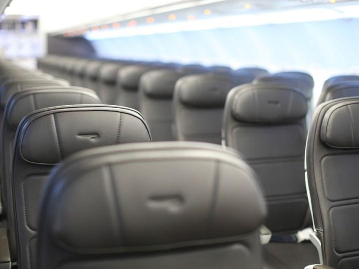 British Airways short-haul Euro Traveler cabin