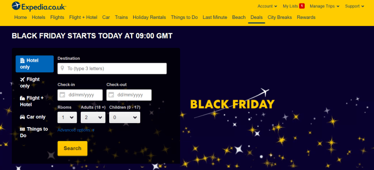 Expedia Black Friday.png