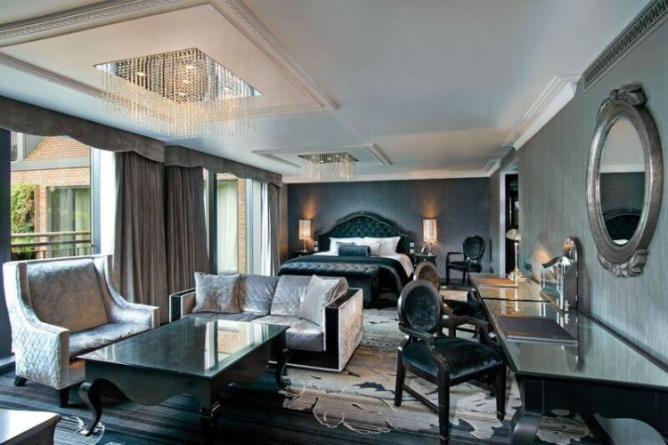 Hilton Syon Park room (1)