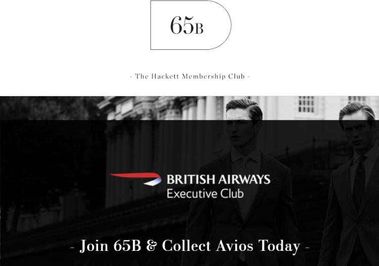 Hackett x British Airways (1)