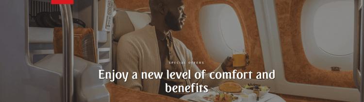 Emirates Gold FT offer