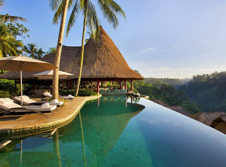 Viceroy Bali Main Pool