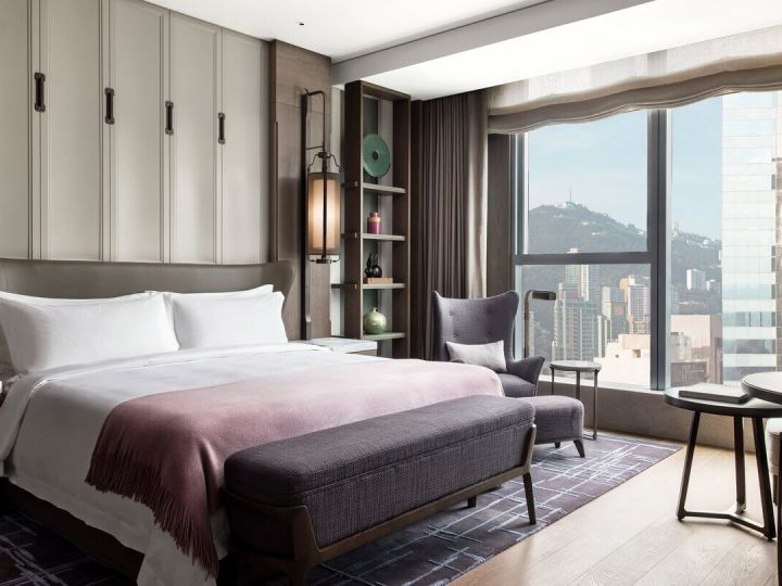 St. Regis Hong Kong King Deluxe Room
