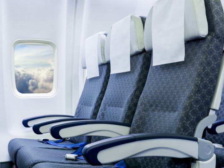 Airplane seats generic