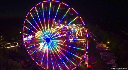 Ferris Wheel, Strates Amusements – Orlando, FL