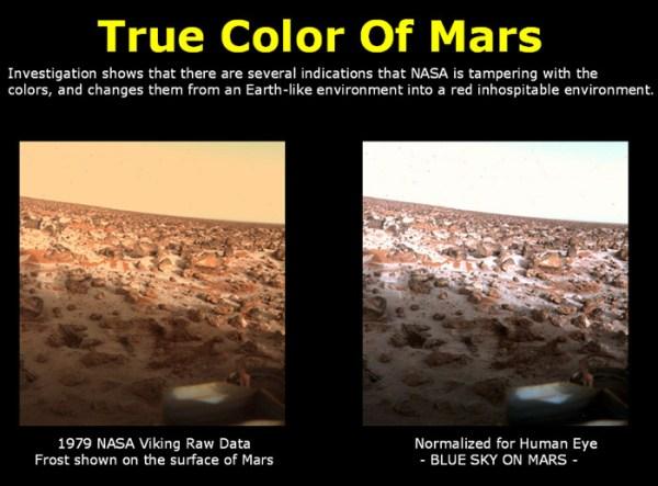 NASA completes terraformation of mars by PIRATENEWS