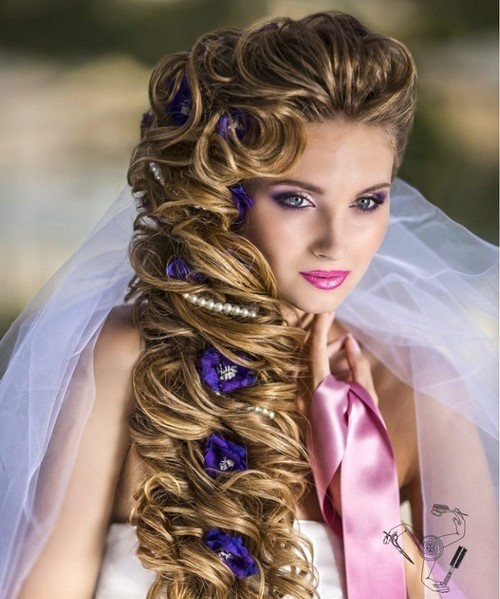 27 Gorgeous Wedding Hairstyles For Long Hair For 2020: Wedding Hairstyles 2019-2020, Long Short Medium Length Hair