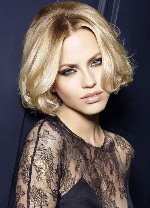 Haircuts for medium length hair oval face shape