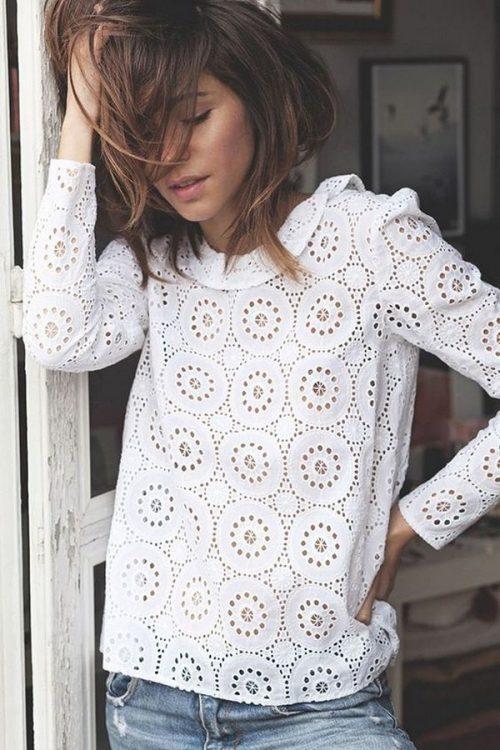 Women blouses 2019