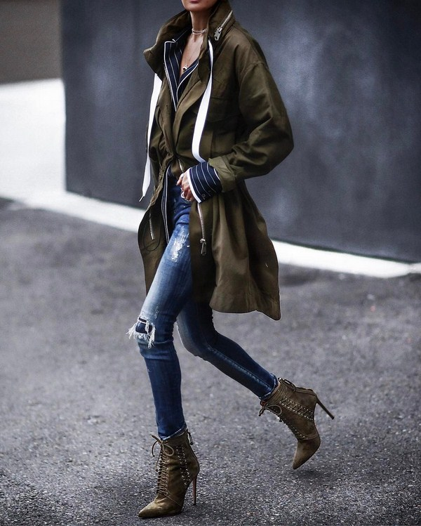 Spring trench coats 2021