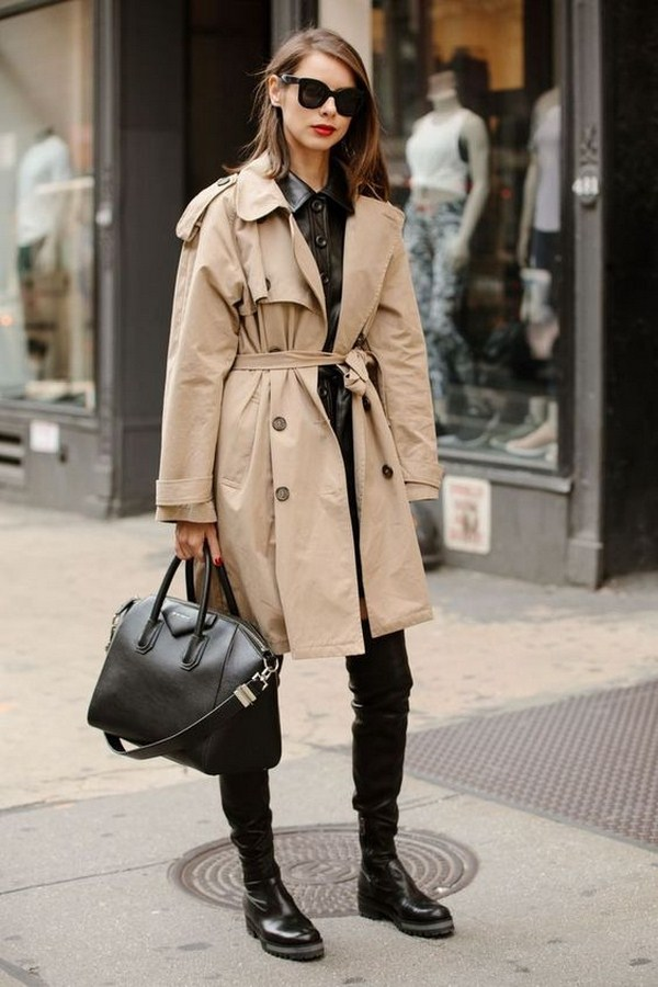 Casual women trench coats 2020