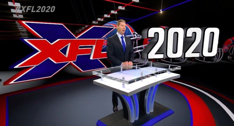 XFL host cities and venues to be announced next week