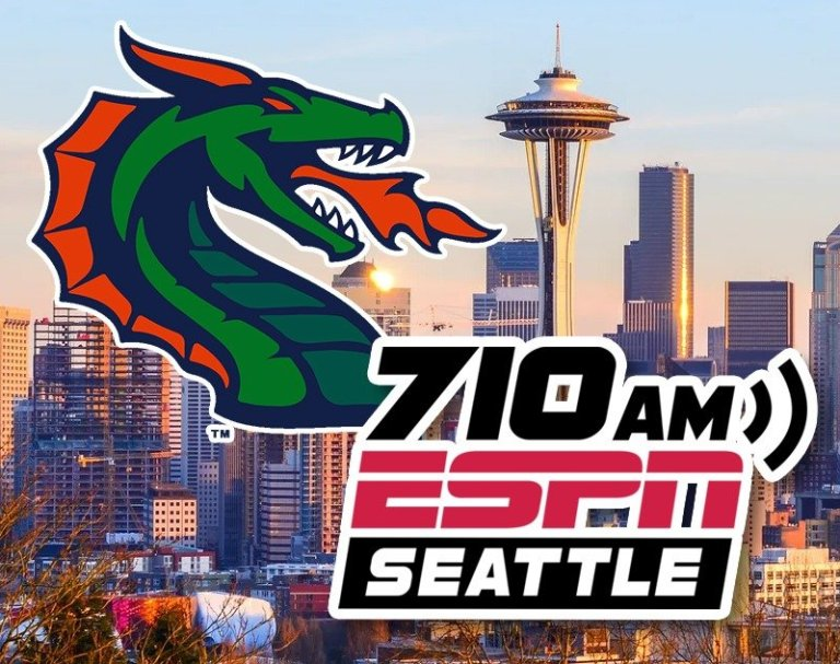 710 ESPN Named Official Radio Home of Seattle Dragons