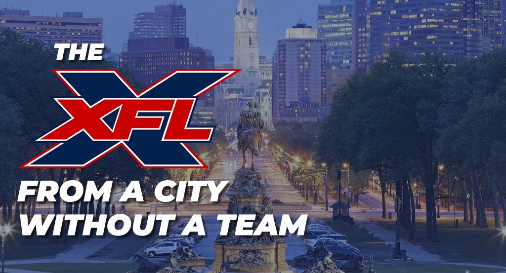The XFL, From a City Without a Team | XFL Newsroom