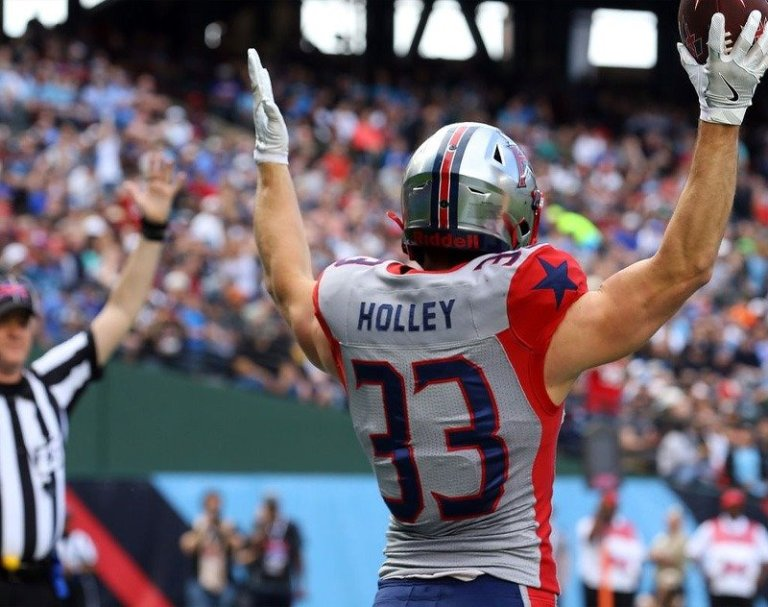 Nick Holley: When Will He Get a Shot in the NFL?