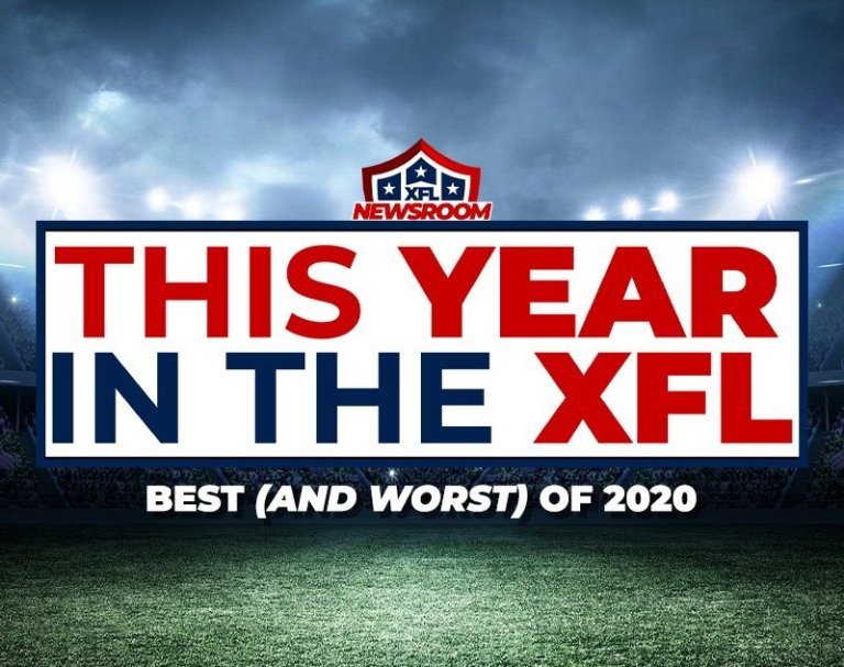 This Year in the XFL - Best (and Worst) of 2020