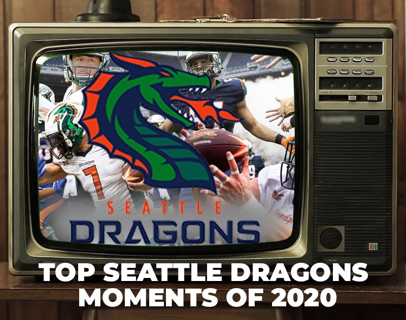 XFL Tribute: Best Seattle Dragons Moments of 2020