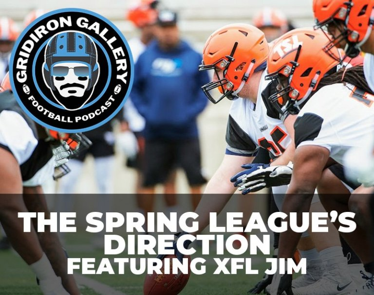 The Spring League's Direction - Featuring XFL Jim