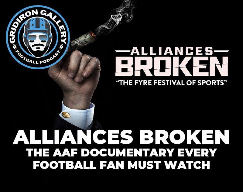 Alliances Broken: The AAF Documentary Every Football Fan Must Watch