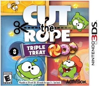 Portada-Descargar-Rom-3DS-Mega-Cut-the-Rope-Triple-Treat-EUR-3DS-Multi5-Espanol-Gateway3ds-Emunad-Mega-Sky3ds-xgamersx.com