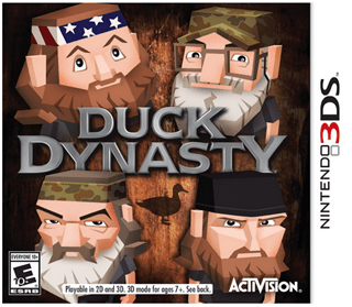 Portada-Descargar-Rom-3ds-Mega-Duck-Dynasty-USA-3DS-Gateway3ds-Sky3ds-Emunad-Mega-xgamersx.com