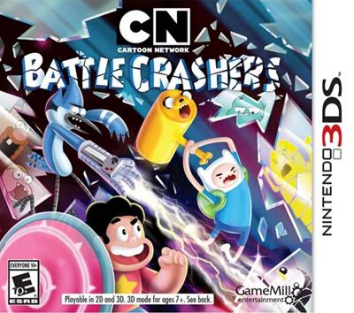 Portada-Descargar-Roms-3DS-Mega-cartoon-network-battle-crashers-usa-3ds-Gateway3ds-Sky3ds-CIA-Emunad-xgamersx.com