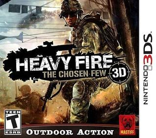 Portada-Descargar-Roms-Mega-Heavy-Fire-The-Chosen-Few-3D-EUR-3DS-Multi5-Espanol-Gateway3ds-Sky3ds-Emunad-CIA-Mega-xgamersx.com