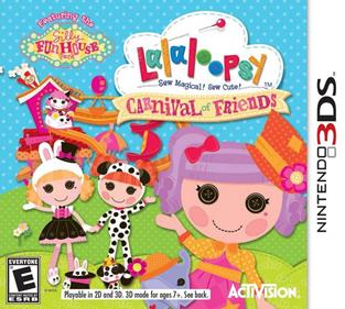 Portada-Descargar-Roms-3ds-Mega-Lalaloopsy-Carnival-of-Friends-USA-3DS-Gateway3ds-Sky3ds-Emunad-CIA-xgamersx.com