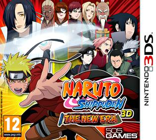 Portada-Descargar-Rom-3DS-Mega-CIA-Naruto-Shippuden-3D-The-New-Era-EUR-3DS-Multi2-Espanol-Gateway3ds-Emunad-Gateway-Ultra-Mega-xgamersx.com